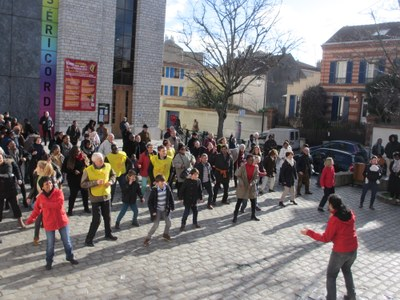 02 FlashMob BE