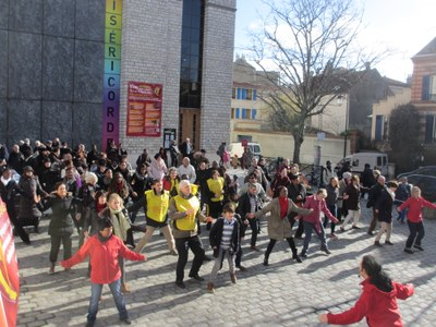08 FlashMob BE