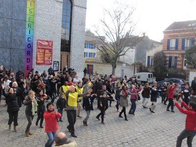 18 FlashMob BE